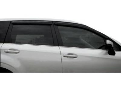 Weather Shields for Subaru Forester (2012 - 2019 Models) - Spoilers and Bodykits Australia
