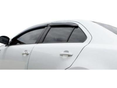 Weather Shields for Suzuki Kizashi (2010 - 2014 Models) - Spoilers and Bodykits Australia