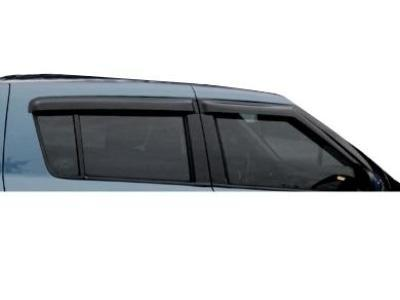 Weather Shields for Suzuki Swift (2005 - 2011 Models) - Spoilers and Bodykits Australia