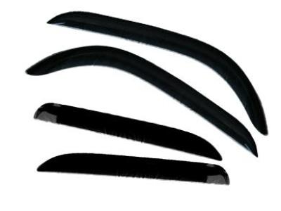 Weather Shields for Suzuki SX4 Sedan (2007 - 2012 Models) - Spoilers and Bodykits Australia