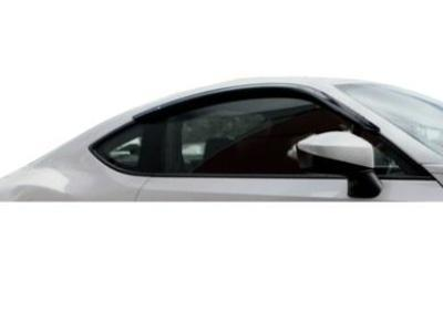 Weather Shields for Toyota 86 (2012 - 2019 Models) - Spoilers and Bodykits Australia
