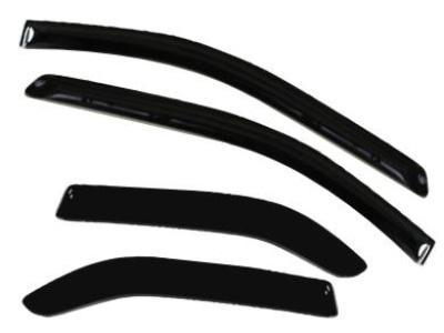 Weather Shields for Toyota Camry Sedan (2011 - 2016 Models) - Spoilers and Bodykits Australia