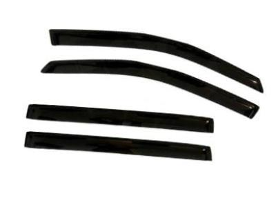 Weather Shields for Toyota Kluger (2014 - 2020 Models) - Spoilers and Bodykits Australia