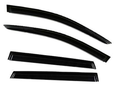 Weather Shields for Toyota RAV 4 5 Door (1995 - 2000 Models) - Spoilers and Bodykits Australia