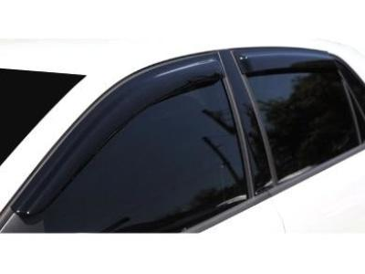 Weather Shields for Volkswagen Polo 5 Door Hatch (2010 - 2017 Models) - Spoilers and Bodykits Australia