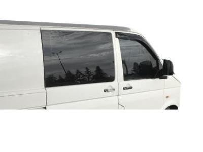 Weather Shields for Volkswagen Transporter T5 / T6 (2004 - 2018 Models) - Spoilers and Bodykits Australia