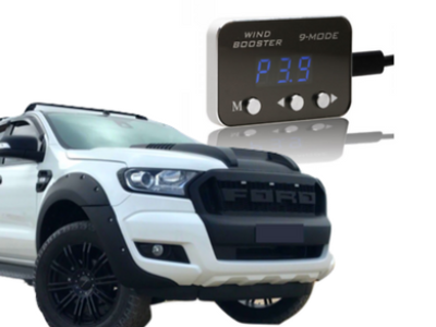 Windbooster Throttle Controller for PX 1 / PX 2 Ford Ranger - Spoilers and Bodykits Australia