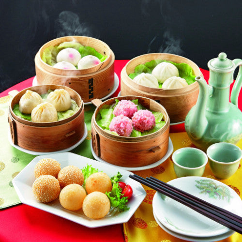 Chinese Dim Sum 6 kinds set