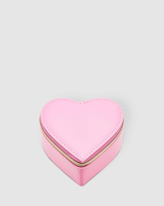 LOUENHIDE HEART HATCH JEWELLERY BOX