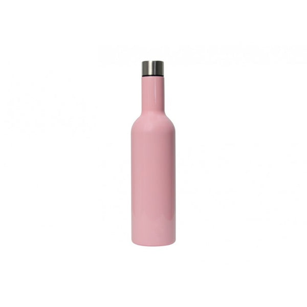 Double Walled Wine Bottle