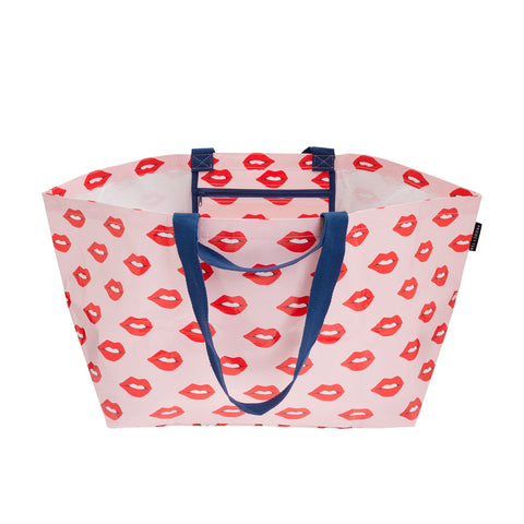 LIPS OVERSIZE TOTE