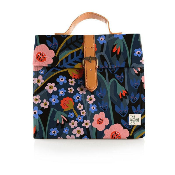 SECRET GARDEN  LUNCH SATCHEL