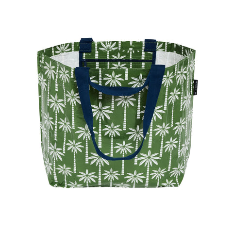 DESERT PALM MEDIUM TOTE