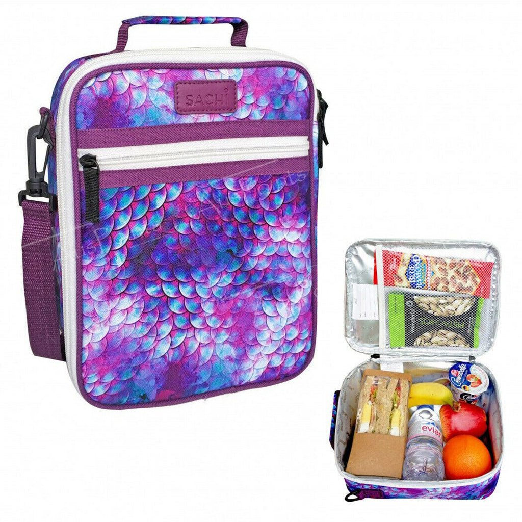 SACHI DRAGON SCALES INSULATED LUNCH BOX