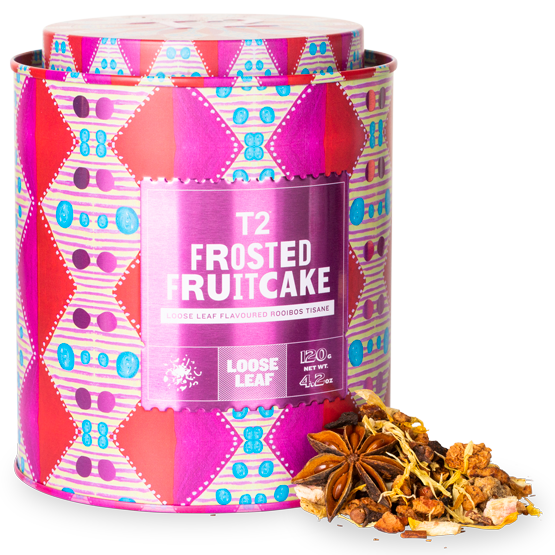 T2 FROSTED FRUIT CAKE LOOSE LEAF