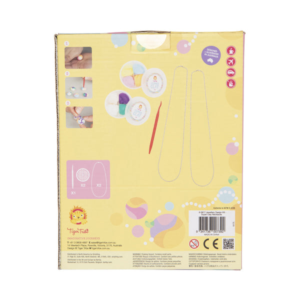 SUPER CLAY NECKLACES DESIGN KIT