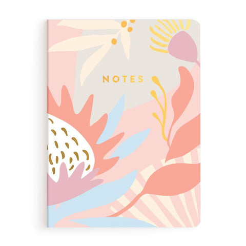 KANGAROO PAW NOTE BOOK