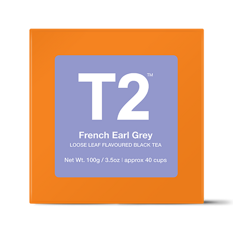 French Earl Grey Loose Leaf Gift Cube