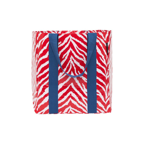 RED ZEBRA SHOPPER