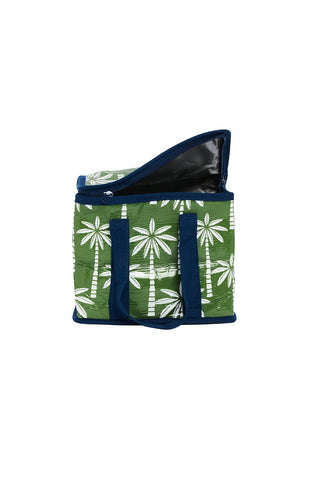 DESERT PALM MINI INSULATED TOTE