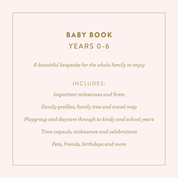 BABY BOOK BUTTERMILK