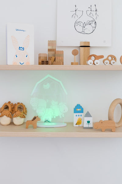 Farmyard Dream Night Light