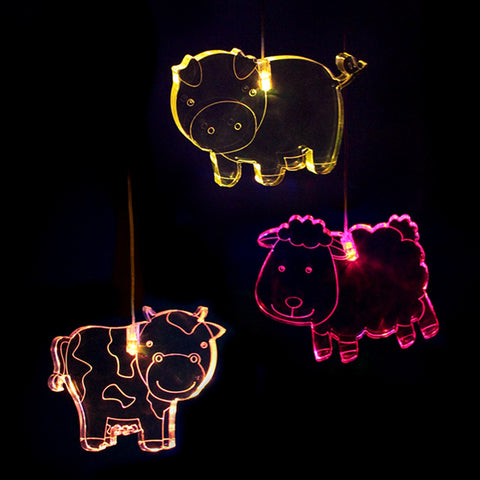 Farmyard Mobile Light