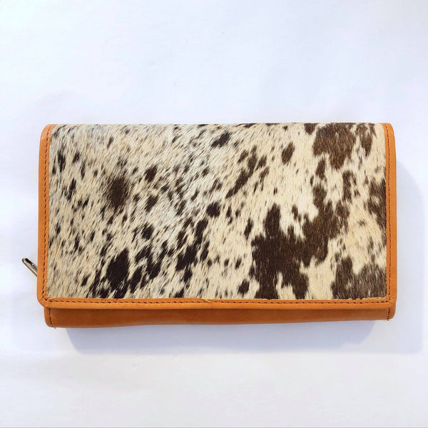 Ladies Cowhide Wallet – New York