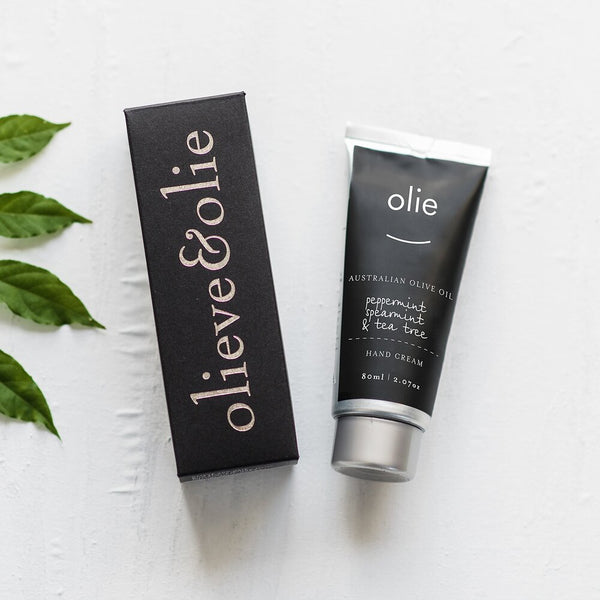 Olieve and Olie 80ml Hand Cream