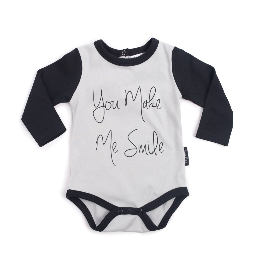 You Make Me Smile Onesie