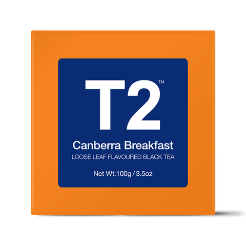 Canberra Breakfast Loose Leaf Gift Cube