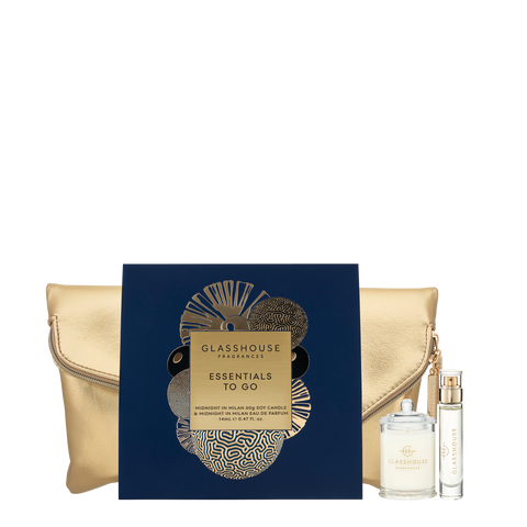 Milan Scent Essentials Gift Set