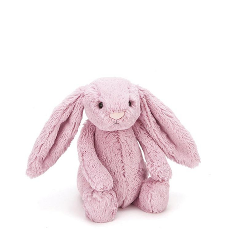 Bashful Tulip Pink Bunny Small