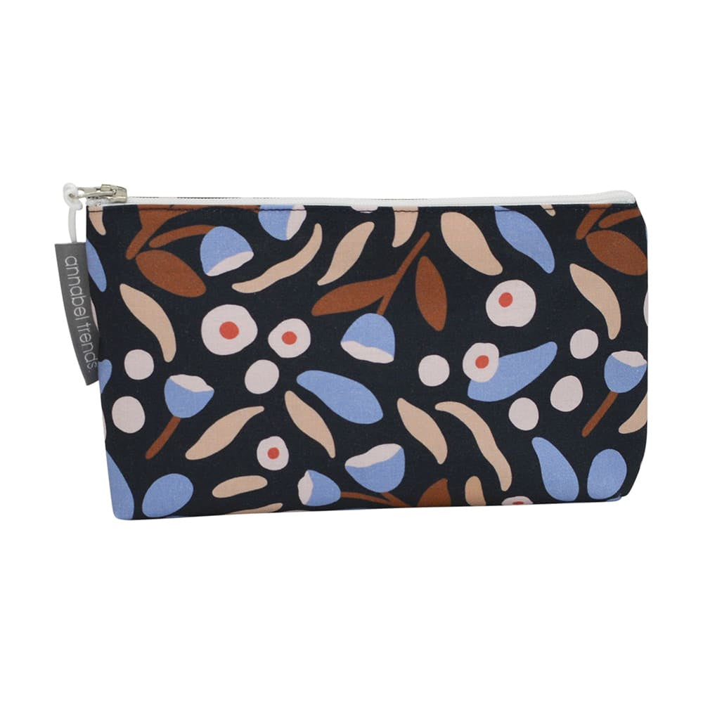 WILD FLOWER COSMETIC BAG - SMALL