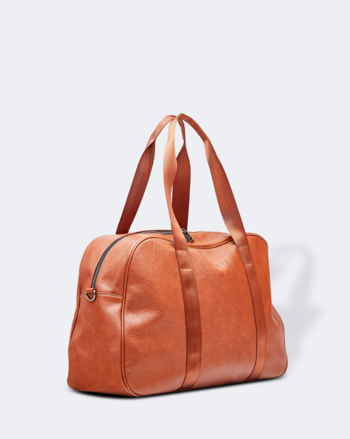 LOUENHIDE BRIGHTON TRAVEL BAG TAN