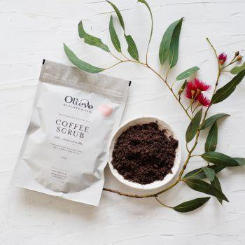 Chai Coffee Scrub 200g