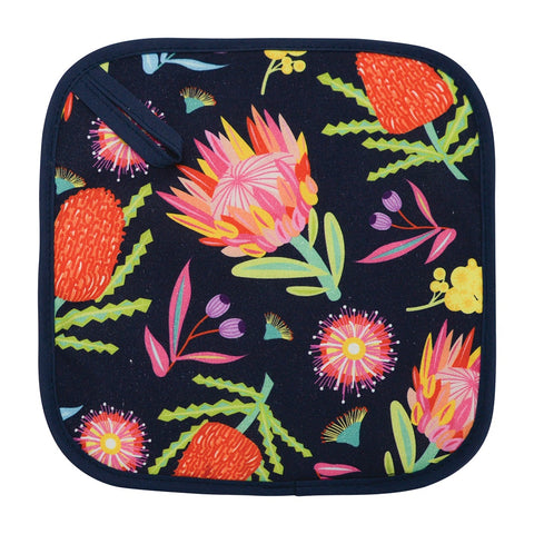 AUSSIE FLORA POT HOLDER