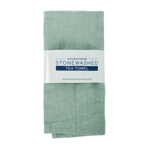 STONEWASHED TEA TOWEL