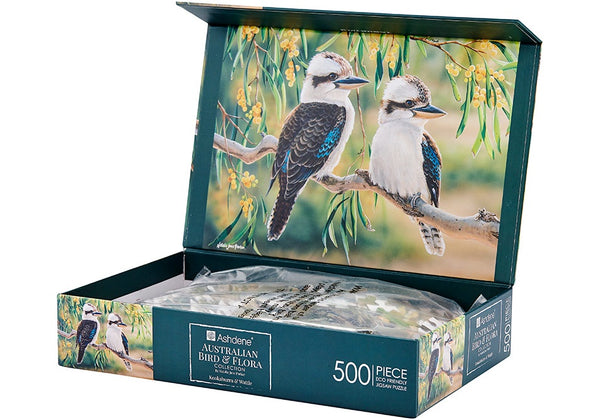 Australian Bird & Flora Collection 500 Piece Puzzle