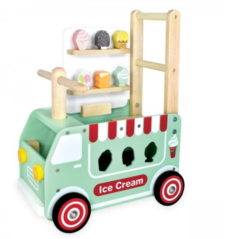 WALK AND RIDE ICE CREAM TRUCK SORTER