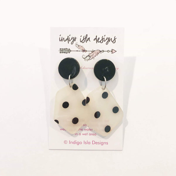 Indigo Isla Celeste Earrings