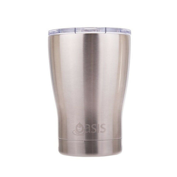 OASIS DOUBLE WALL 350ML TRAVEL CUP