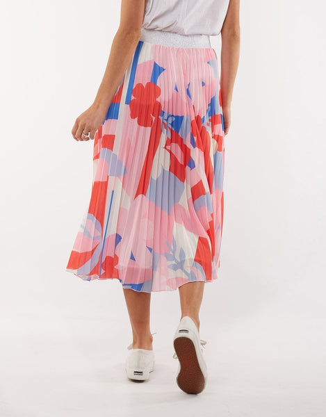 ELM INFINITY PLEAT SKIRT