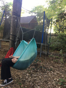 HikerLite Hammock Chair - Product Testing has started