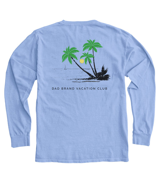 Vacation Club Pocket Long Sleeve