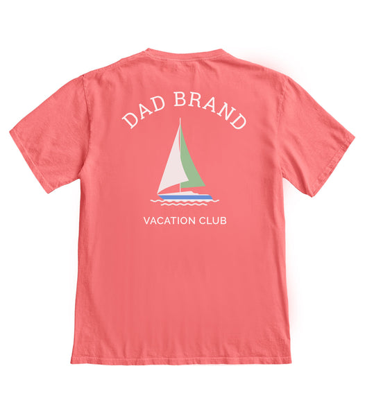 Vacation Club Pocket Tee