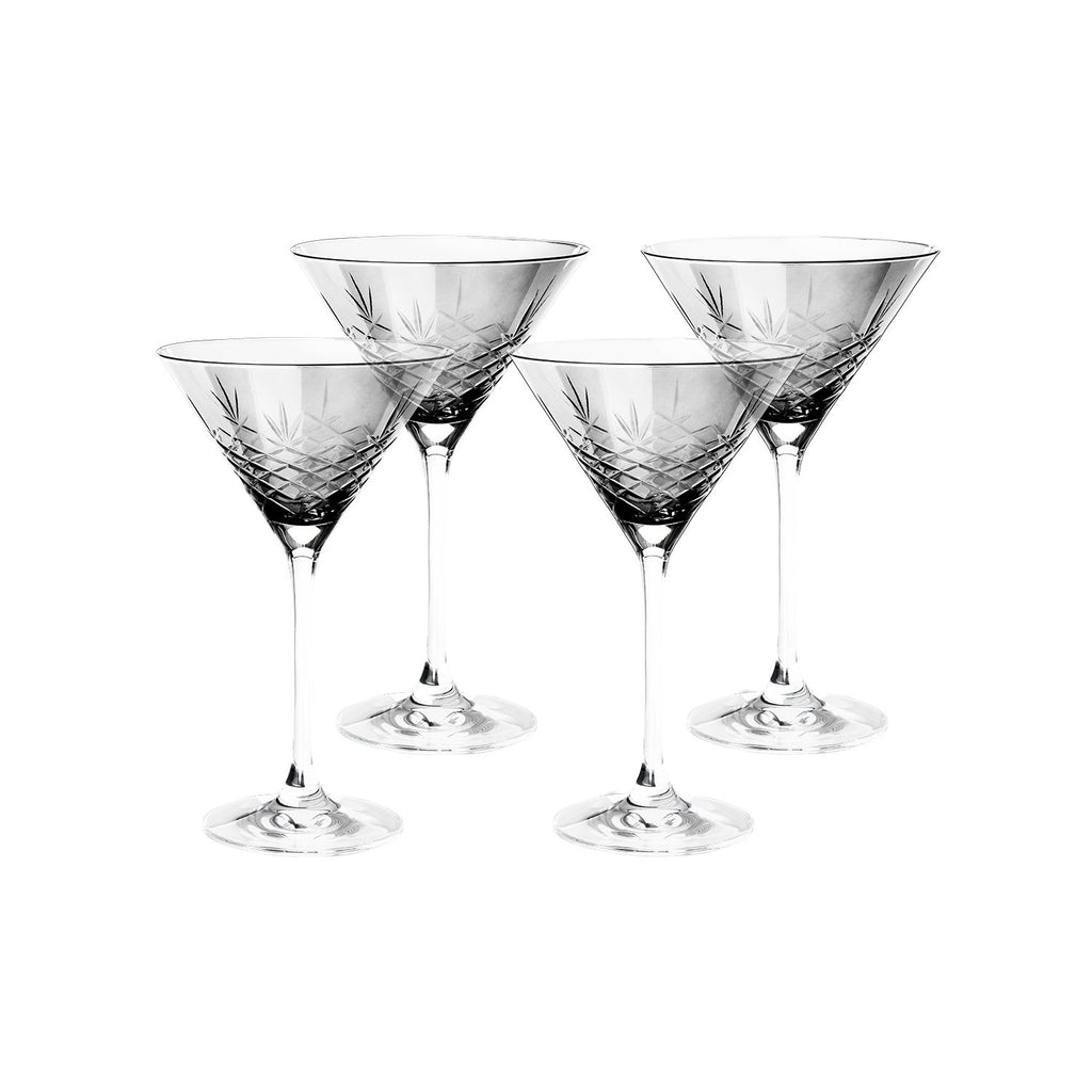 Crispy Cocktail Dark // Smoked - 4 Pieces