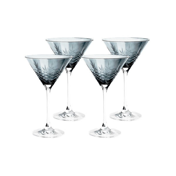 Crispy Cocktail Sapphire // Blue - 4 Pieces
