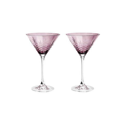 Crispy Cocktail Topaz // Pink - 2 Pieces