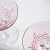 Crispy Cocktail Topaz // Pink - 4 Pieces